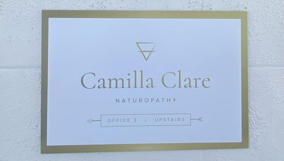 Camilla Clare Naturopathy